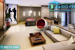 Área de Lazer - Esporte Lounge