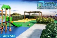 Área de Lazer - Playground