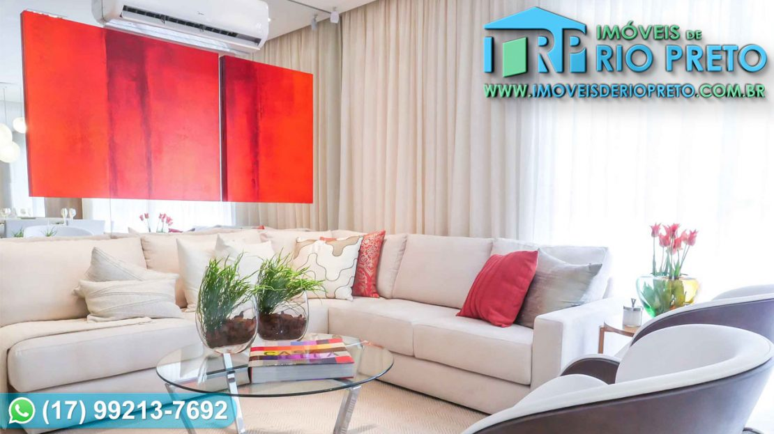 Apartamentos de Alto Padrão em Rio Preto – 3 Suítes na Zona Sul