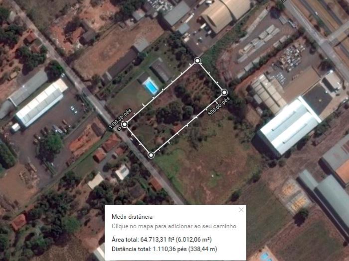 Jockey Club, 6000m2 plano, 50m frente X 120m fundo – aceita Proposta, Troca e Permuta