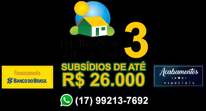 Apartamento de 2 dormitórios no Macedo Telles em São José do Rio Preto – SP